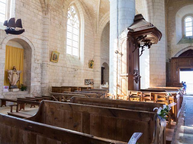 Le mariage de Jean-Joseph et Valérie à Esnandes, Charente Maritime 11