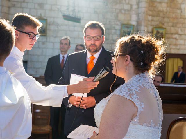 Le mariage de Jean-Joseph et Valérie à Esnandes, Charente Maritime 1