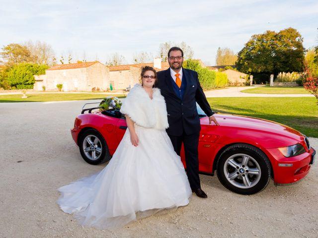 Le mariage de Valérie et Jean-Joseph