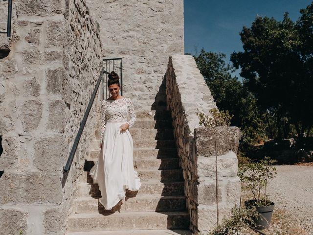 Le mariage de Robin et Morgane à Ruoms, Ardèche 26