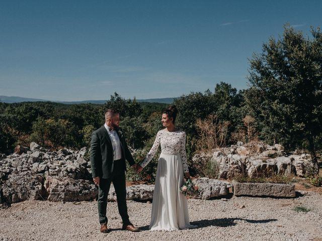Le mariage de Robin et Morgane à Ruoms, Ardèche 30