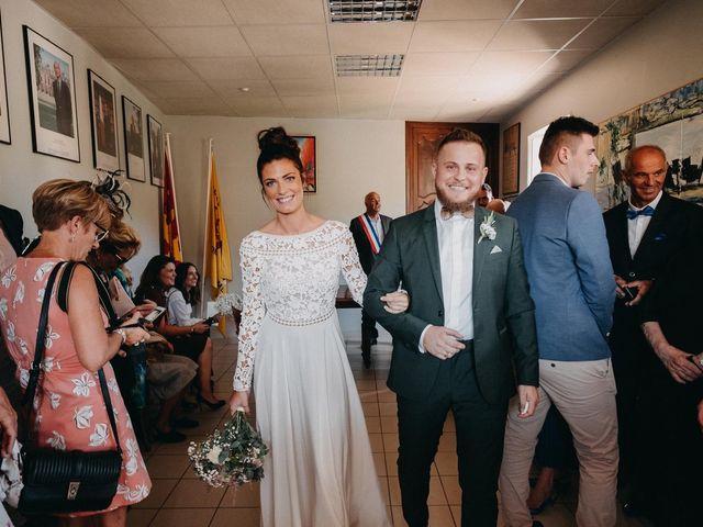 Le mariage de Robin et Morgane à Ruoms, Ardèche 38
