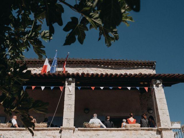 Le mariage de Robin et Morgane à Ruoms, Ardèche 39