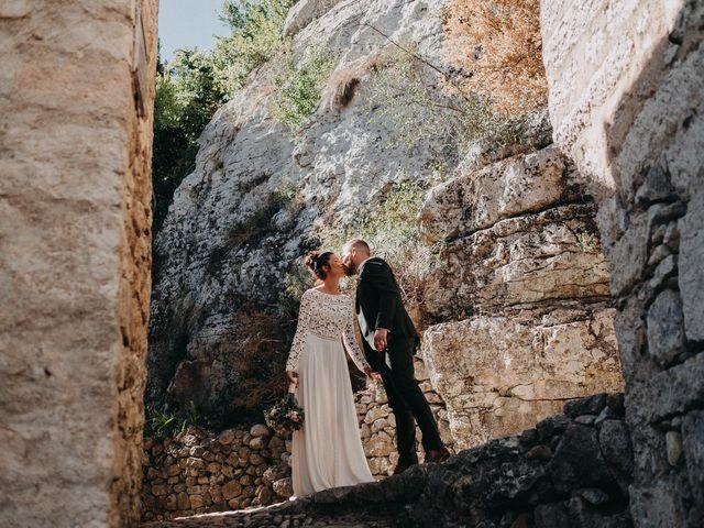 Le mariage de Robin et Morgane à Ruoms, Ardèche 40
