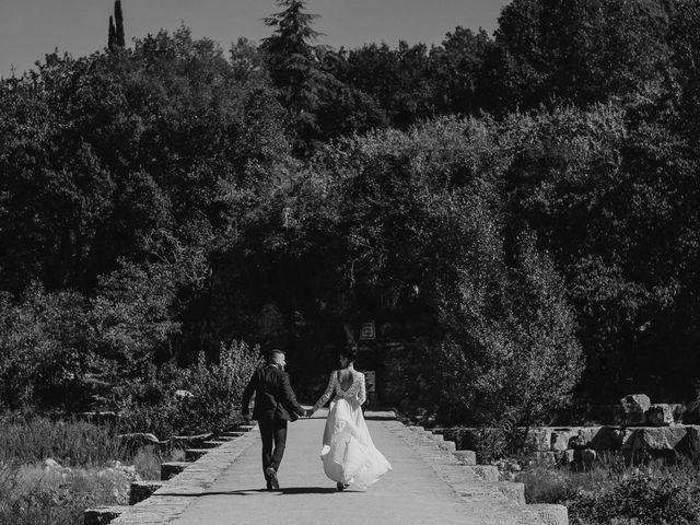 Le mariage de Robin et Morgane à Ruoms, Ardèche 44