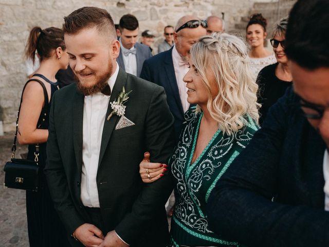Le mariage de Robin et Morgane à Ruoms, Ardèche 47