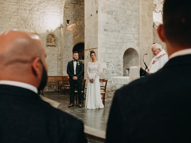 Le mariage de Robin et Morgane à Ruoms, Ardèche 50