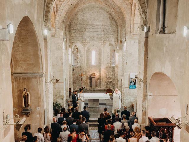 Le mariage de Robin et Morgane à Ruoms, Ardèche 51
