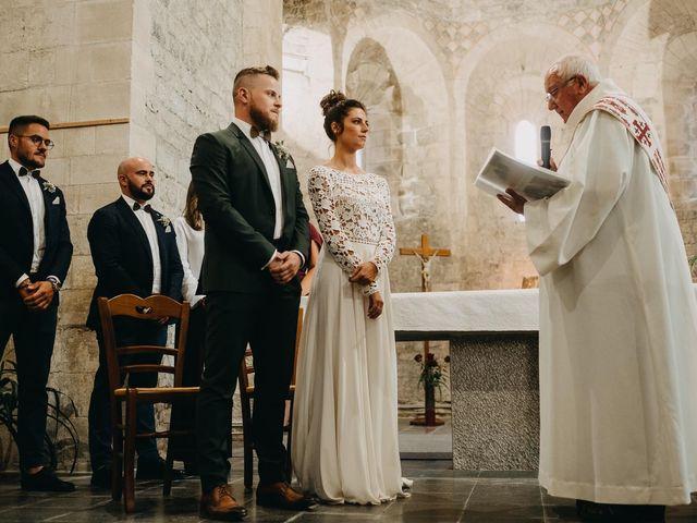 Le mariage de Robin et Morgane à Ruoms, Ardèche 52
