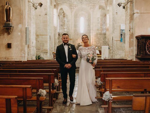 Le mariage de Robin et Morgane à Ruoms, Ardèche 53