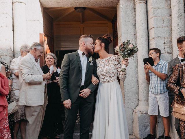 Le mariage de Robin et Morgane à Ruoms, Ardèche 55