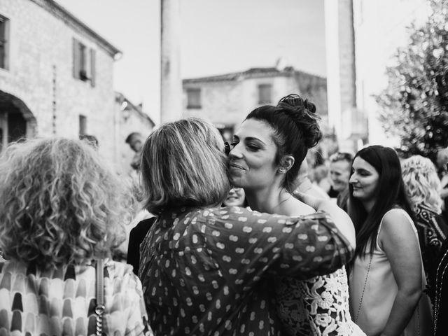 Le mariage de Robin et Morgane à Ruoms, Ardèche 58