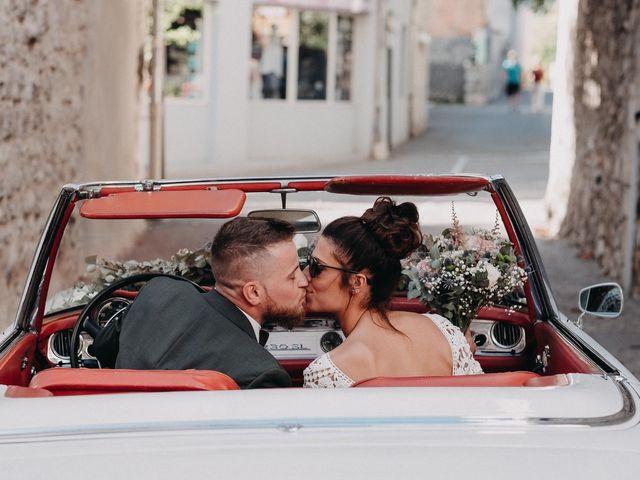 Le mariage de Robin et Morgane à Ruoms, Ardèche 65