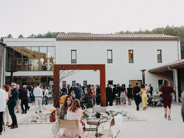 Le mariage de Robin et Morgane à Ruoms, Ardèche 71