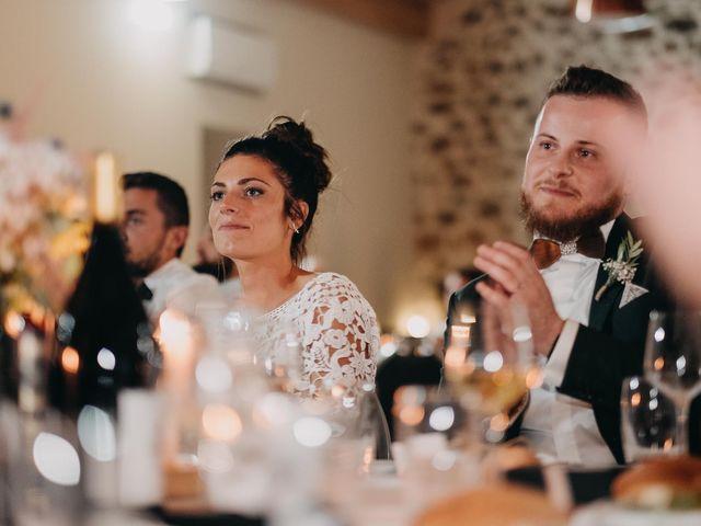 Le mariage de Robin et Morgane à Ruoms, Ardèche 80