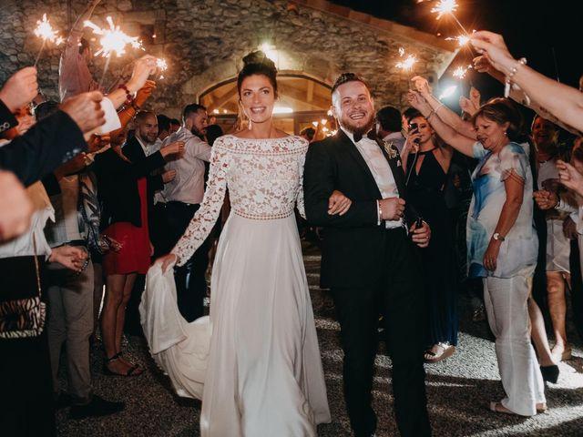 Le mariage de Robin et Morgane à Ruoms, Ardèche 82