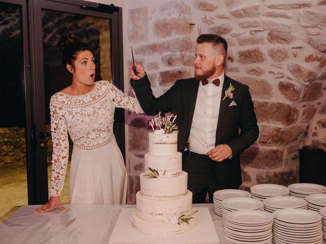 Le mariage de Robin et Morgane à Ruoms, Ardèche 83