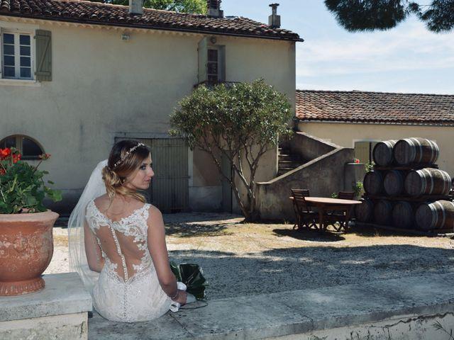 Le mariage de Sébastien et Laura à Carnoules, Var 2