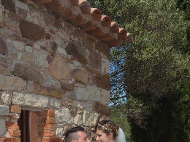 Le mariage de Sébastien et Laura à Carnoules, Var 5