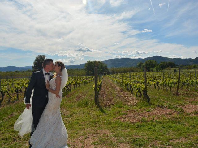 Le mariage de Sébastien et Laura à Carnoules, Var 6