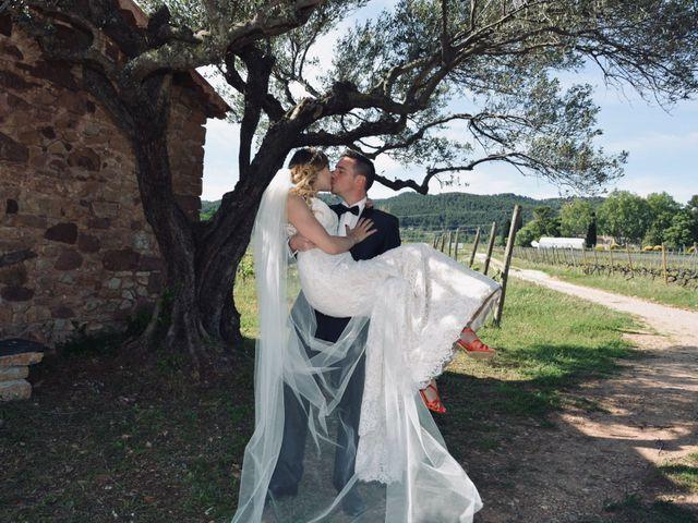 Le mariage de Sébastien et Laura à Carnoules, Var 7
