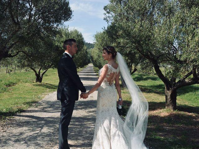 Le mariage de Sébastien et Laura à Carnoules, Var 8