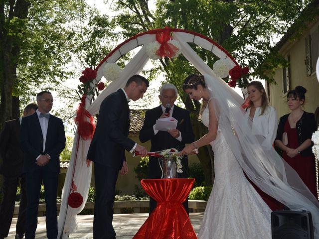 Le mariage de Sébastien et Laura à Carnoules, Var 9