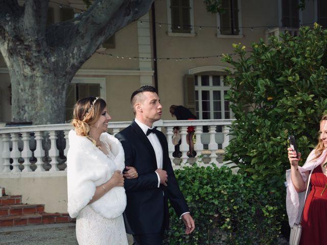 Le mariage de Sébastien et Laura à Carnoules, Var 11