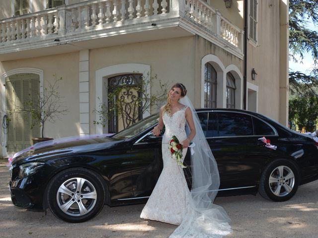 Le mariage de Sébastien et Laura à Carnoules, Var 20