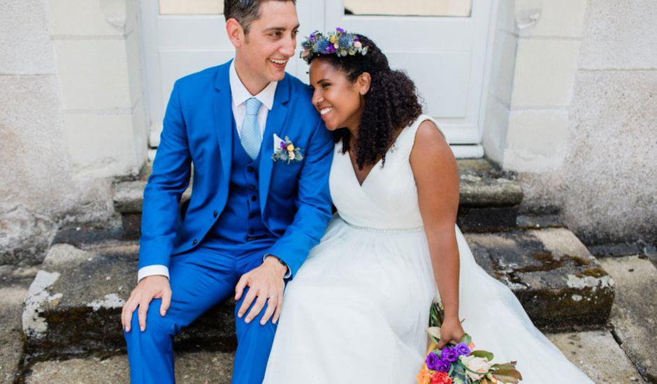 Le mariage de Julien et Leslie à Nantes, Loire Atlantique