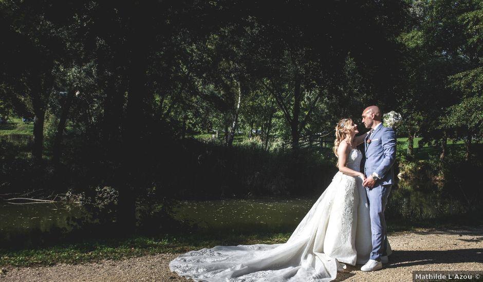 Le mariage de Sébastien et Léa à Arvillard, Savoie