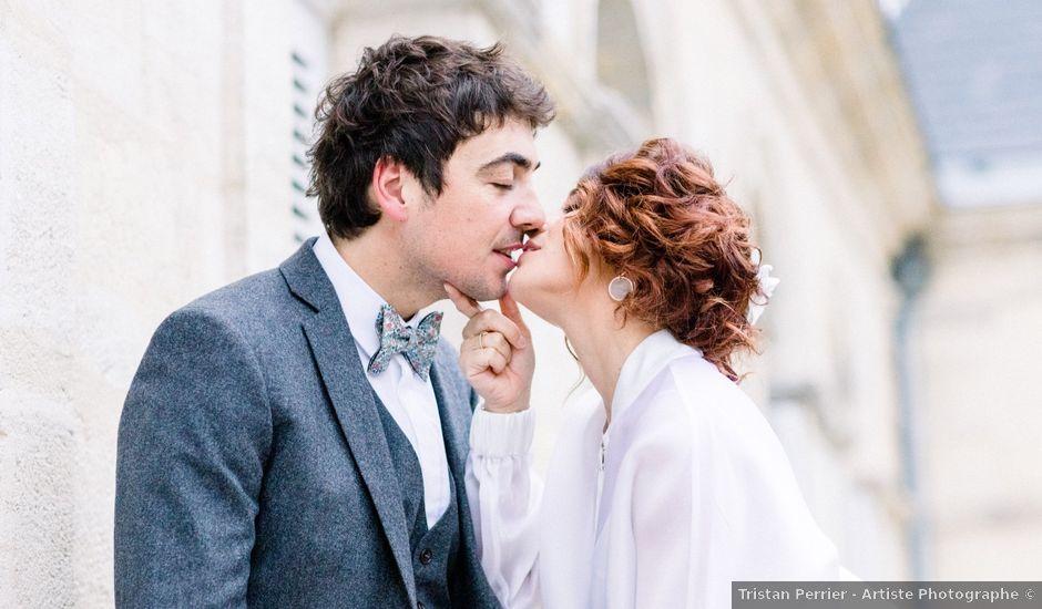 Le mariage de Laurent et Iris à Bordeaux, Gironde