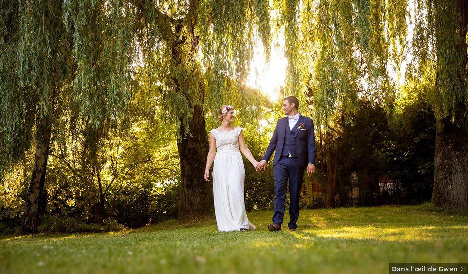 Le mariage de Bastien et Aurore à Marcq-en-Baroeul, Nord