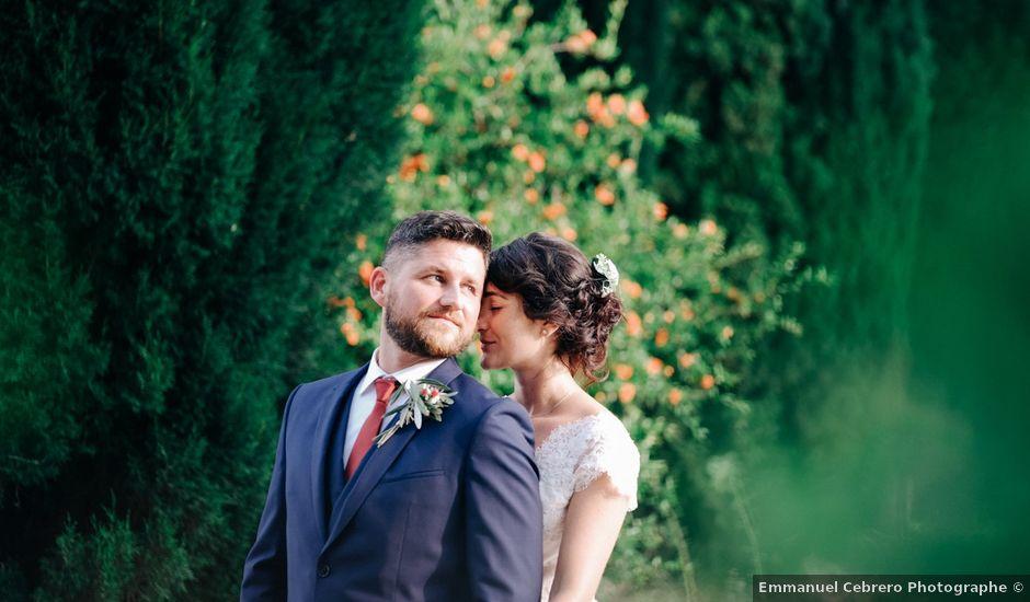 Le mariage de Thibault et Marlene à Draguignan, Var