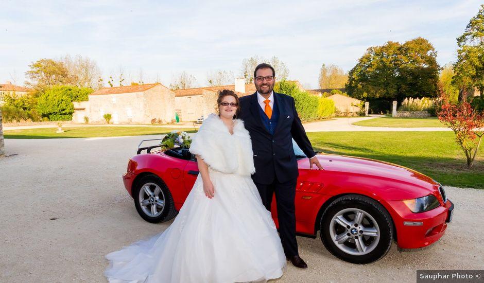 Le mariage de Jean-Joseph et Valérie à Esnandes, Charente Maritime