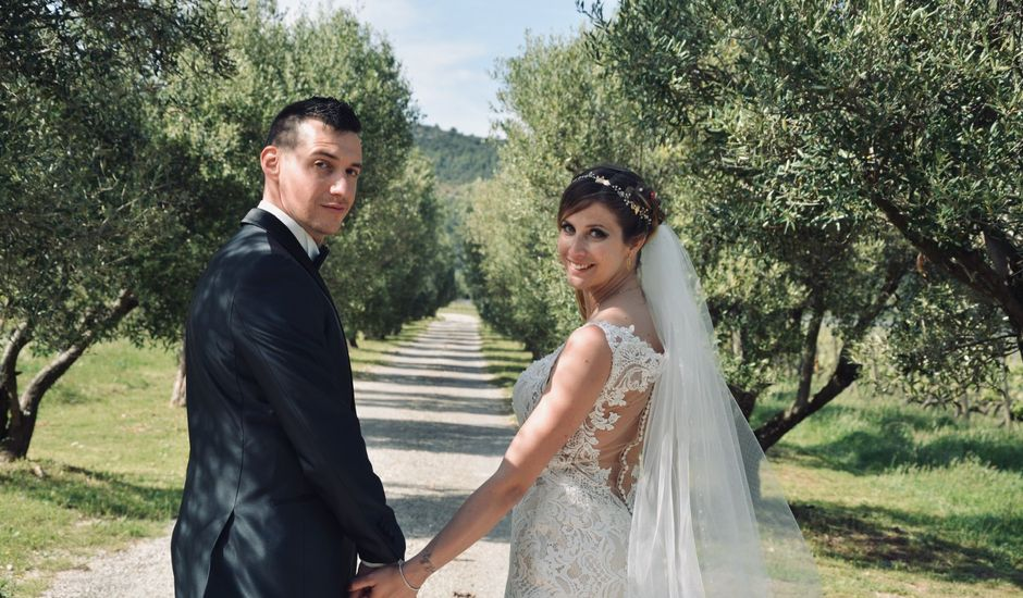 Le mariage de Sébastien et Laura à Carnoules, Var