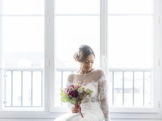 Le mariage de Jasmin et Jonathan 1