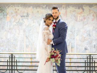 Le mariage de Jasmin et Jonathan