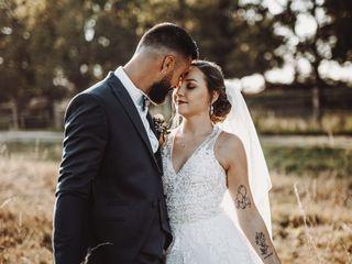 Le mariage de Gwladys et Théo