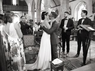 Le mariage de Sophie et Alexandre