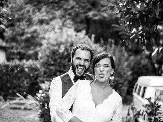 Le mariage de Samantha et Antoine