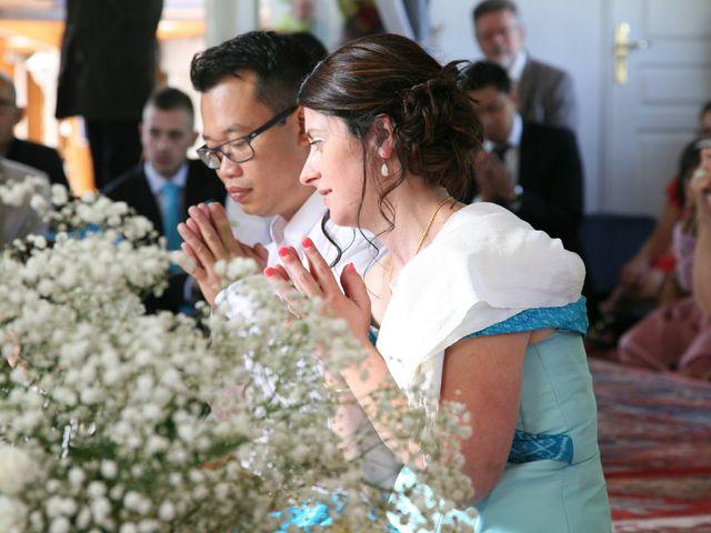 Le mariage de Sopheak et Myriam à Neuilly-Plaisance, Seine-Saint-Denis 23