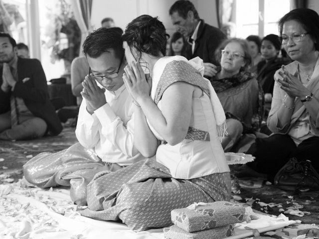 Le mariage de Sopheak et Myriam à Neuilly-Plaisance, Seine-Saint-Denis 30