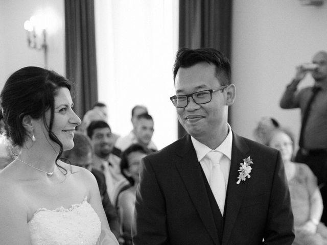 Le mariage de Sopheak et Myriam à Neuilly-Plaisance, Seine-Saint-Denis 44