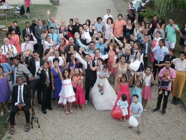 Le mariage de Sopheak et Myriam à Neuilly-Plaisance, Seine-Saint-Denis 75