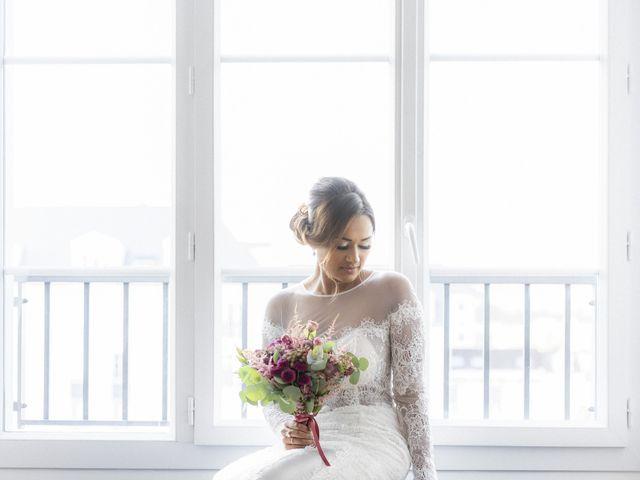 Le mariage de Jonathan et Jasmin à Puteaux, Hauts-de-Seine 3