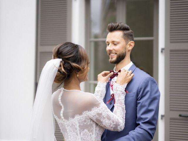 Le mariage de Jonathan et Jasmin à Puteaux, Hauts-de-Seine 11