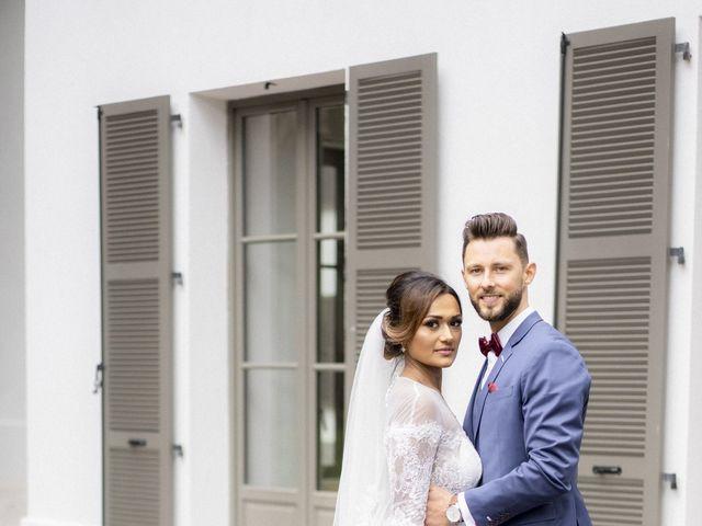 Le mariage de Jonathan et Jasmin à Puteaux, Hauts-de-Seine 13