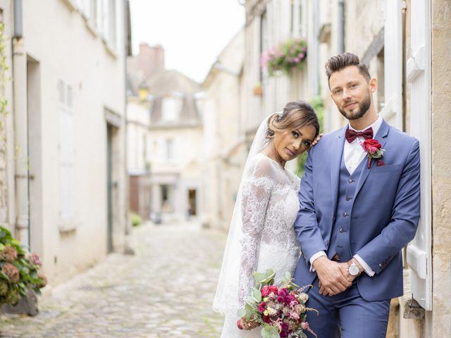 Le mariage de Jonathan et Jasmin à Puteaux, Hauts-de-Seine 17
