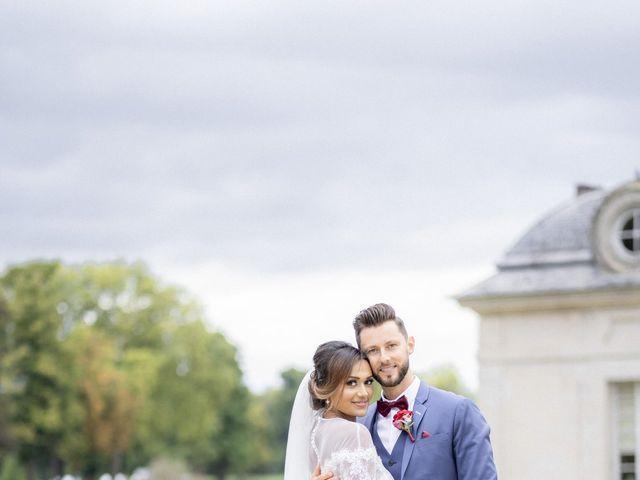 Le mariage de Jonathan et Jasmin à Puteaux, Hauts-de-Seine 18